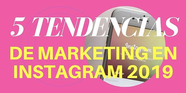 Descargar 5 Tendencias Instagram
